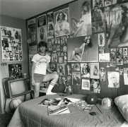 Linda Brooks David in his Room