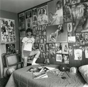 Linda Brooks David in his Room