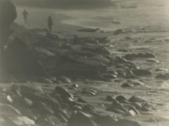 Florence B. Kemmler, Misty Shore, c. 1930