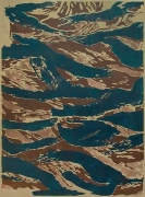 Lucien SmithMuddy River (Doro no kawa), 2014Oil on canvas96 x 70 1/4 in. (243.8 x 178.4 cm.)