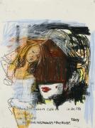 Enoc Perez, Untitled (unabomber/bride)
