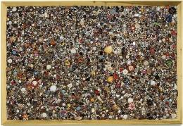 Mike Kelley, Memory Ware Flat #35, 2003
