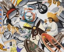 David Salle, Latin Rhythms