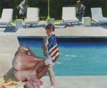 Eric Fischl Late America, 2016