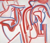 Willem de Kooning Untitled XXIX, 1986 oil on canvas