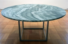 Poul Kjaerholm PK-54 Circular Dining Table