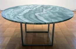 Poul Kjaerholm PK-54 Circular Dining Table