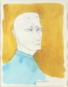 Thomas Schutte, Head, 1992