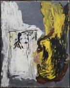 Georg Baselitz Kopf in der Sonne