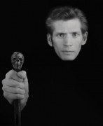 Robert Mapplethorpe Self Portrait