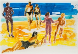 Eric Fischl Untitled, 2019