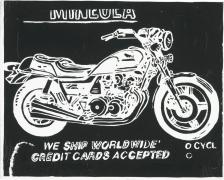 Andy Warhol, Mineola Motorcycle
