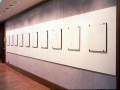 Louise Lawler, Untitled (Ryman), 1989