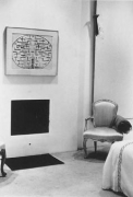 Louise Lawler, Bedroom with Fireplace arranged by Mr. and Mrs. Burton Tremaine 1984-1989, 1984/1989