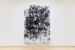 Christopher Wool East Broadway Run Down, 1999