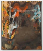 Albert OehlenUntitled, 1993Oil on fabric55.12 x 44.88 inches (140 x 114 cm)