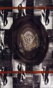 David Salle Grace Mirror, 1992