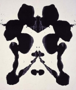 Andy Warhol Rorschach, 1984