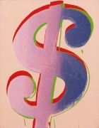Andy Warhol, Dollar Sign