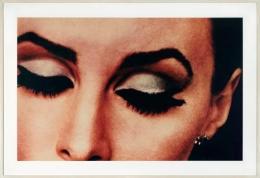 Richard Prince Untitled (eyelashes), 1982-1984