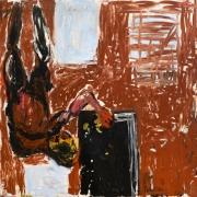 Georg Baselitz, Stars in the Window (Sterne im Fenster)