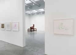 Installation View Schutte Sculptures Chelsea