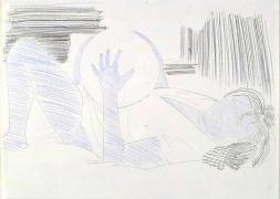 Rosemarie Trockel, Awakening Ball, 2001