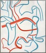 Willem De Kooning  Untitled, 1985
