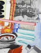 David Salle Self-Expression, 2015