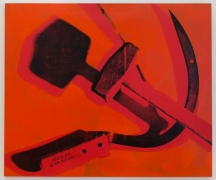 Andy Warhol Hammer & Sickle, 1976