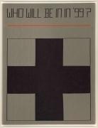 Rosemarie Trockel, Who Will Be In In '99?, 1988, knitted wool