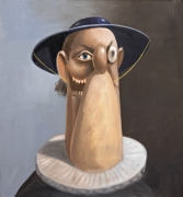 George Condo Don Pesto