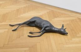 Rosemarie Trockel  Creature of Habit 2 (Deer), 1990
