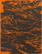 Lucien SmithHell or high water, 2014Oil on canvas96 x 75 in. (243.8 x 190.5 cm.)