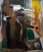 Albert Oehlen, Untitled,