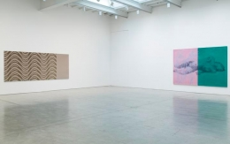 Installation View Chelsea Group Show