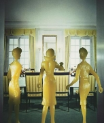 Laurie Simmons, Yellow Dining Room, 1983