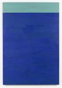 Günther FörgUntitled, 1986acrylic on lead on wood 63 x 43 1/4 inches (160 x 109.9 cm.)