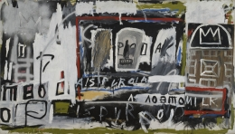 Jean-Michel Basquiat New York, New York