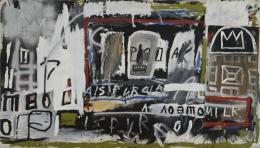 Jean-Michel Basquiat New York, New York