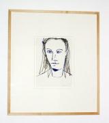 Richard Prince, Untitled (self-portrait), 1976