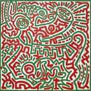 Keith Haring, Untitled (May 27, 1984), 1984