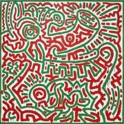 Keith Haring, Untitled (May 27, 1984), 1984