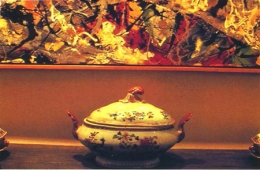 Louise Lawler  Pollack and Tureen, 1984