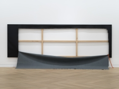Steven Parrino  Crowbar, 1987