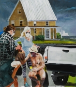 Eric Fischl  My Old Neighborhood: The Old Man Stays Behind