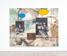 David Salle Backdrop, 1990