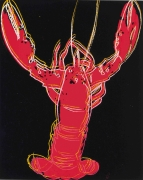 Andy Warhol, Lobster