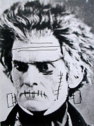 Mike Kelley John C. Calhoun from the Reconstructed History Series, 1989