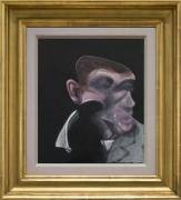 Francis Bacon  Study for Portrait of John Edwards, 1989